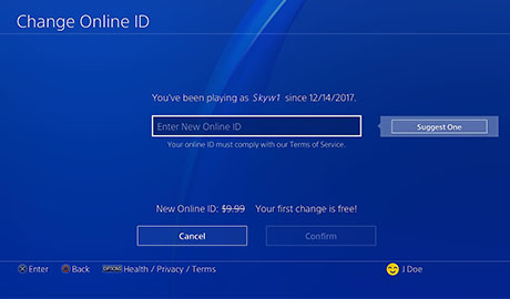 Psn Name Generator Get Ideas For Psn Id Generatormix
